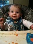 T eating sweetpotatoes